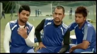 127  Pepsi Gatak Gatak Shot Commercial Dhoni,Raina,Virat Kohli