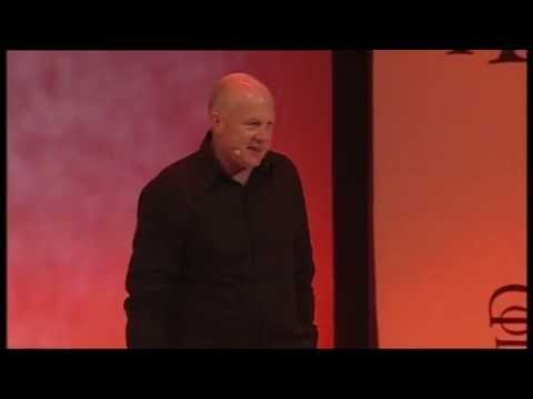 Kevin Roberts, CEO of Saatchi & Saatchi speaks at the Institute of Directors Annual Convention