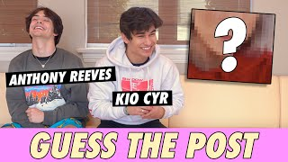 Anthony Reeves vs. Kio Cyr - Guess The Post