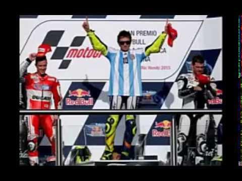 Radio Deejay Telefonata Valentino Rossi GP ARGENTINA 29/04/2015