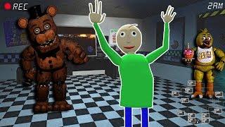 FIVE NIGHT'S AT FREDDY'S SURVIVAL! - Garry's Mod Sandbox Gameplay - FNAF Gmod Game Mode