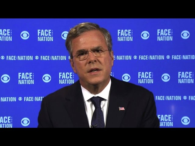Jeb Bush: Religious minorities should be given preference