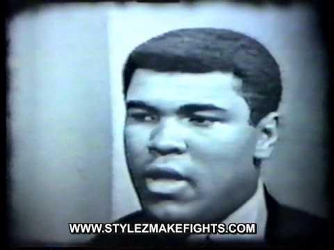 Muhammad Ali vs Cleveland Williams ABC Wide World of Sports Video