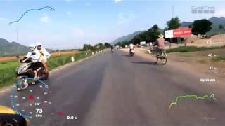 Đường HCM  Cuc Phương - Xuân Mai