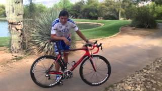 Gérard Louis Robert • vélo Time 1