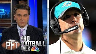 New York Jets hire Adam Gase as head coach | Pro Football Talk | NBC Sports