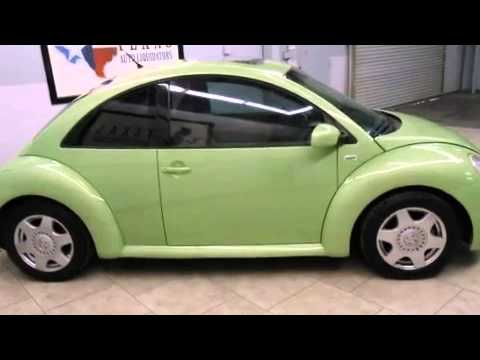 2001 Volkswagen New Beetle Fort Worth TX