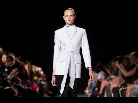 Alexander Wang Spring Summer 2015 NYFW Mercedes Benz New York Fashion Week Full Fashion Show HD