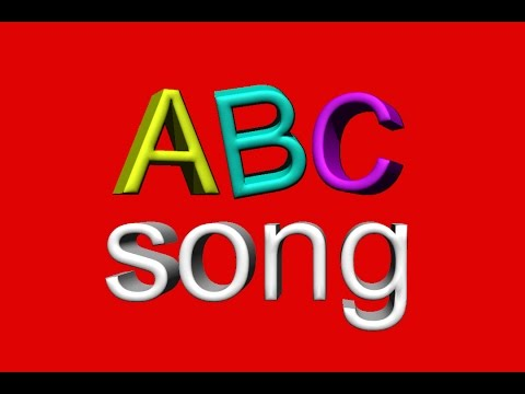 ABC SONG by Muffin Songs | Nursery Rhymes Video for Children | Learn the Alphabet