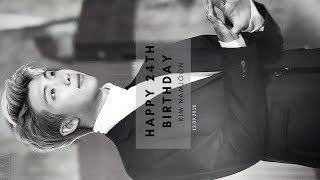 Happy RM day! (Namjoon ?????) 12.09.2018 24th birthday edit- Shy