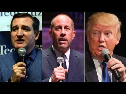 Ted Cruz spokesman: Trump's bid a 'Seinfeld can...