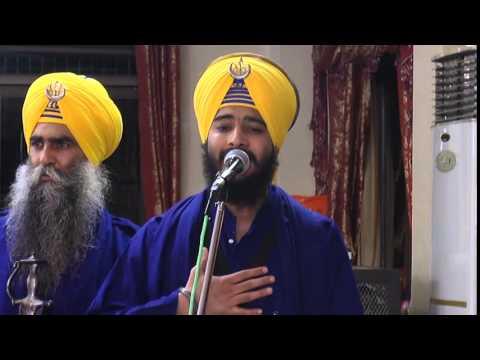 Bhai Mehal Singh ji Chandigar Wale BAS ASE KARKE, TERE NAAL BAN DI NAHI SARKARE NE