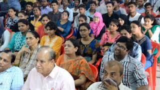 Induction Meet in Patna Science CollegePU 16 7 18
