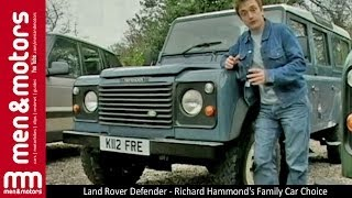 Land Rover Defender - Richard Hammond