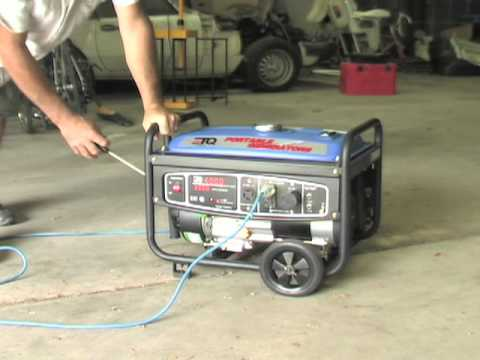 Acura Westchester on Northern Tool All Power Generator 7500 Watts Electric Start Model