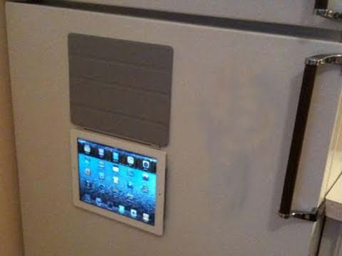 iPad 2 Refrigerator Magnet