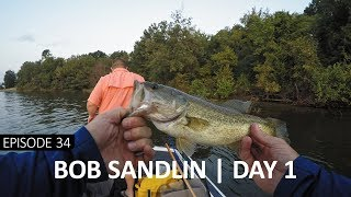 EP 34: Lake Bob Sandlin | Day 1