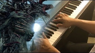 Cleric Beast Bloodborne on Piano