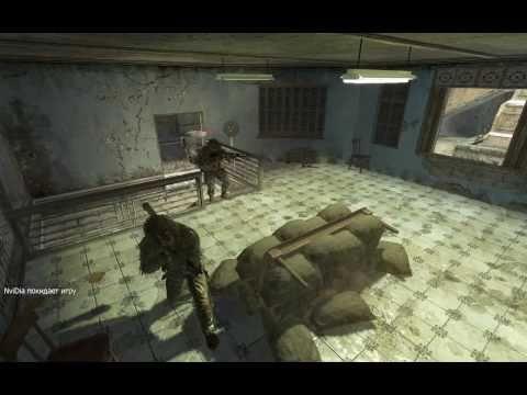 Call of Duty BO    странный способ самоубийства