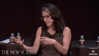 In-depth journalism - The New Yorker Festival