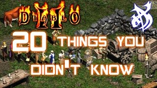 20 Things You Didn't Know About Diablo 2 - Xtimus