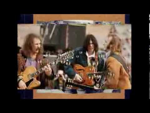 Crosby, Stills, Nash & Young - Hey You