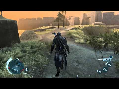 Assassins Creed 3 on ATI Radeon HD 6570