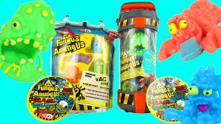Fungus Amungus Toys Huge Surprise Opening Gross Collectable Toy Video