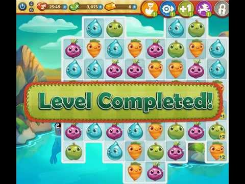 How to beat Farm Heroes Saga Level 85 - 1 Stars - No Boosters - 117%