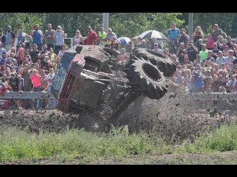 2014 Michigan Mud Jam Trucks Gone Wild