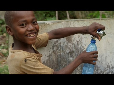 Princeton janitor brings clean water home to Haiti