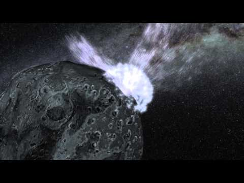 Swift & Hubble Probe an Asteroid Crash [720p]