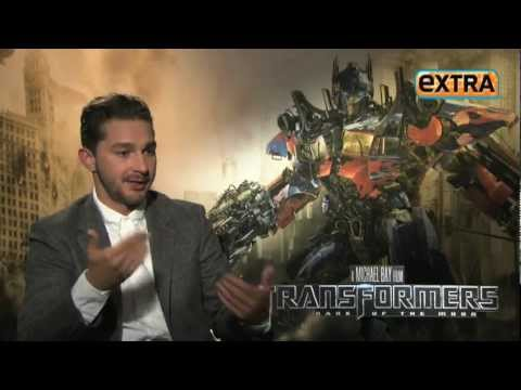 Shia LaBeouf, Josh Duhamel & Rosie Huntington Whiteley - Transformers 3 interview