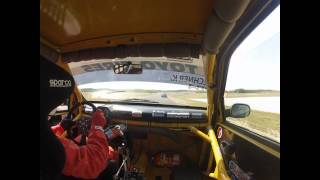 Renault Clio V6 Trophy am Pannoniaring 2012
