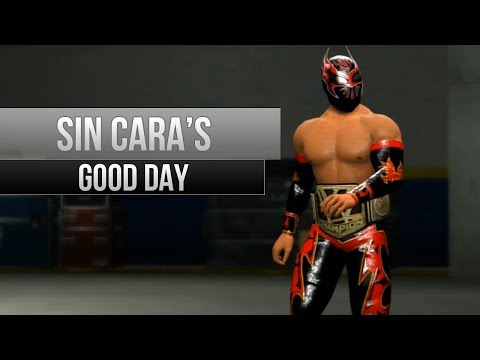Wwe 2k14 Story - Sin Cara Good Day! video
