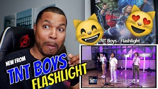 TNT Boys - Flashlight | REACTION 😀