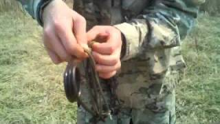 Conibear Trapping - Part 2 Rope Set Method