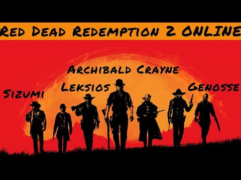 Red Dead Redemption 2 ONLINE ⭕️ | Стопе,законник |