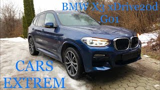 2018 BMW X3 xDrive20d G01 in Depth Walkaround Interieur | Exterieur & Assistance Systems