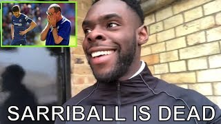 """""""Sarriball is NOT it""""! Adam goes in on Chelsea   The Football Terrace"""