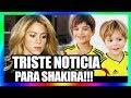 Shakira PRESENTA a sus HIJOS y SUFRE un LAMENTABLE FINAL