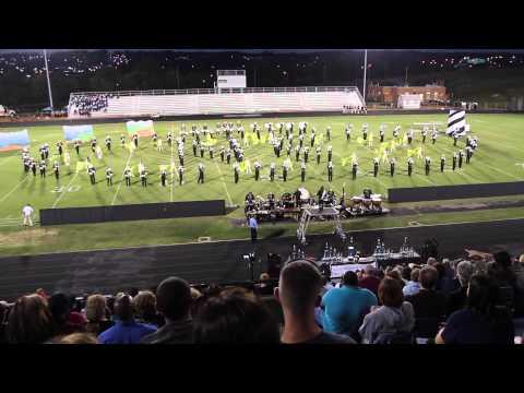 AHS Marching Band Dixie Classic Danville VA