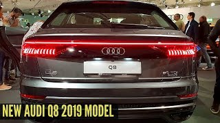 New Audi Q8 SUV 2019 Interior Exterior Short Review