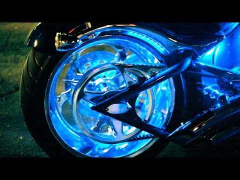 Как сделать неоновую подсветку своими руками на мопед - Avangard22.ru