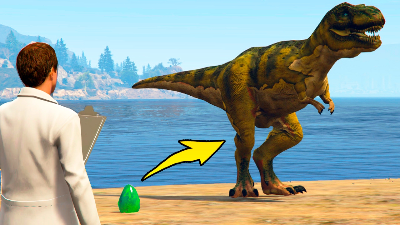 Мод на выращивание динозавров 44