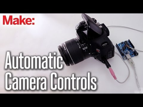 DIY Hacks & How To's: Automatic Camera Shutter Switch