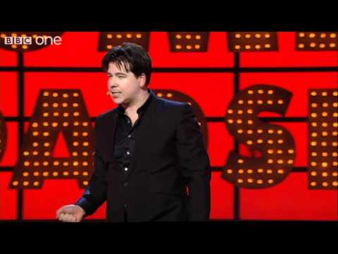 'Who's Moved the Scissors?' - Michael McIntyre's Christmas Roadshow' - BBC One