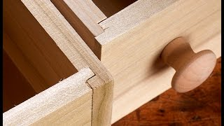 I Can Do That! Drawer Joinery