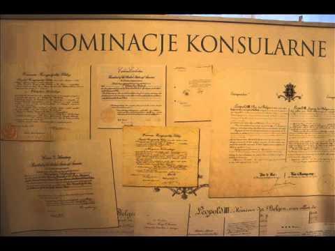 Выставка Традиции Польской Дипломатии.wmv