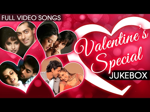 Valentine's Day Special - Romantic Love Songs Jukebox | Bollywood Romantic Songs | Full Video Songs